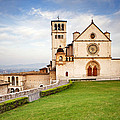 Basilica of Saint Francis by Susan  Schmitz