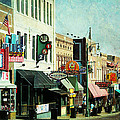 Beale Street Blues Print by Suzanne Barber