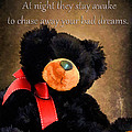 Bears Sleep By Day Print by Darren Fisher