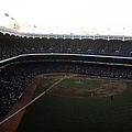 Beautiful Right Field View Of Old Yankee Stadium Print by Retro Images Archive