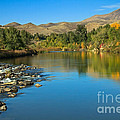 Beautiful Payette River Print by Robert Bales