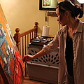 Behind the Scenes Quiet Time Corner 4 by Becky Kim