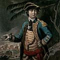 Benedict Arnold Poster by English School