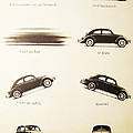 Benefits of a Volkwagen Poster by Nomad Art And  Design