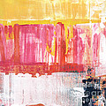 Better Days- Large Abstract Print by Linda Woods