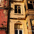 Beyoglu Old Houses 01 Poster by Rick Piper Photography