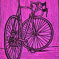 Bike 4 Print by William Cauthern