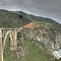 Bixby Bridge Print by Jane Linders