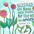 Blessed are those who mourn Poster by Dana Sorrell