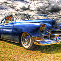 Blue Chevy Deluxe - HDR Print by Phil 'motography' Clark
