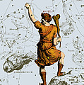 Bootes Constellation, 1687 Print by Science Source