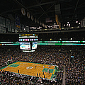 Boston Celtics Basketball Print by Juergen Roth