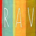 Brave Poster by Linda Woods
