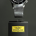 Breitling Watch - 5D20664 Print by Wingsdomain Art and Photography