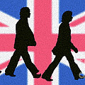 British Invasion Print by Cristophers Dream Artistry