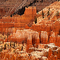 Bryce Canyon landscape Print by Jane Rix
