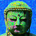 Buddha 20130130p0 Poster by Wingsdomain Art and Photography