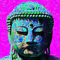 Buddha 20130130p76 Poster by Wingsdomain Art and Photography