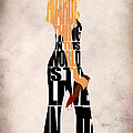 Buffy the Vampire Slayer Poster by Ayse Deniz