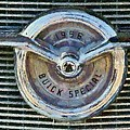 Buick Special 1956 badge Poster by George Atsametakis