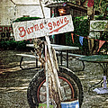 Burma Shave sign Poster by RicardMN Photography