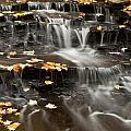 Buttermilk Falls Print by Shannon Workman