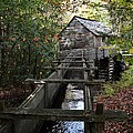 Cable Grist Mill 3 Poster by Mel Steinhauer