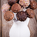 Cake pops Poster by Jane Rix