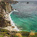 California coast Print by Pierre Leclerc Photography