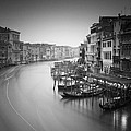Canal Grande Study III Poster by Nina Papiorek