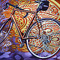 Cannondale Print by Mark Howard Jones