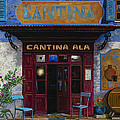 cantina Ala Poster by Guido Borelli