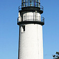 Cape Cod Highland Lighthouse Print by Michelle Wiarda