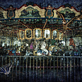 Captive on the Carousel of Time Poster by Belinda Greb