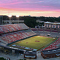 Carter-Finley Stadium Print by Elevated Perspectives LLC