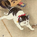 Cat Poster by PG REPRODUCTIONS