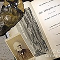 Charles Lyells Antiquity Of Man 1863 Print by Paul D Stewart