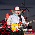 Charlie Daniels Poster by Bill Gallagher