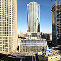 Charlotte NC - 01139 Print by DC Photographer