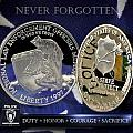 Charlotte Police Memorial Poster by Gary Yost