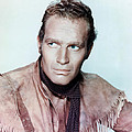 Charlton Heston in Pony Express  Print by Silver Screen