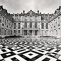 Chateau Versaille France Print by Pierre Leclerc Photography