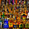 Cheers - Alcohol Galore Poster by David Patterson