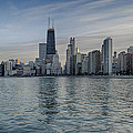 Chicago Coast Print by Donald Schwartz