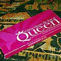 Chocolate fit for a Queen Print by Kaye Menner