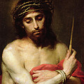 Christ The Man Of Sorrows Poster by Bartolome Esteban Murillo