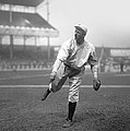 Christy Mathewson Pitching Print by Retro Images Archive