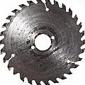 Circular Saw Blade isolated on white Poster by HandmadePictures