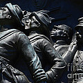 Civil War Figures Poster by Paul W Faust -  Impressions of Light