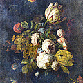 Classical Bouquet - s0104t Print by Variance Collections
